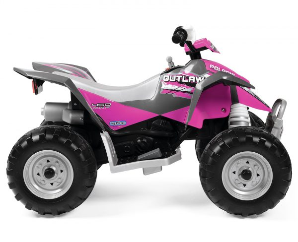 POLARIS ALTRI POLARIS OUTLAW PINK POWER - Polaris - Toys Center Femmina 12-36 Mesi, 3-5 Anni, 5-8 Anni