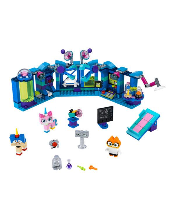 41454 - Il laboratorio della D.ssa Volpe ALTRI Unisex 12+ Anni, 5-8 Anni, 8-12 Anni LEGO UNIKITTY