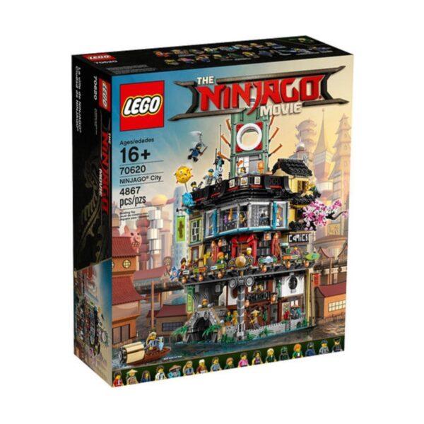 70620 - NINJAGO® City - LEGO NINJAGO - Costruzioni