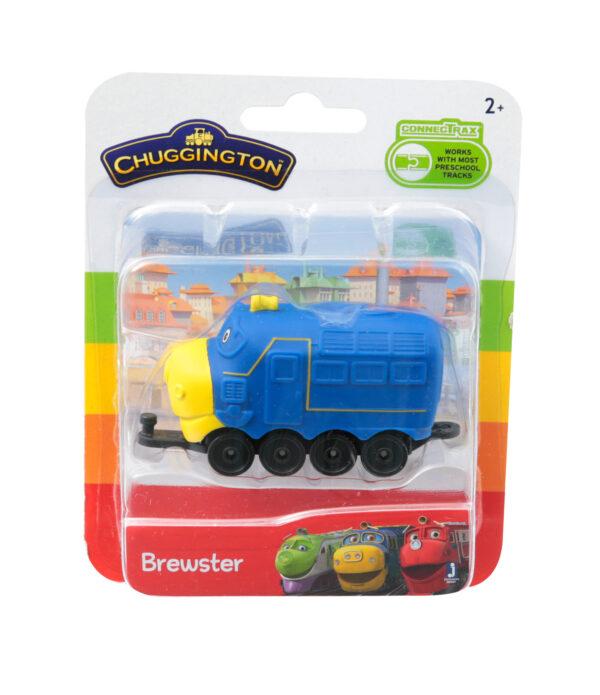 ALTRO CHUGGINGTON Chuggington Trenino blister singolo, personaggio Bruno Unisex 12-36 Mesi