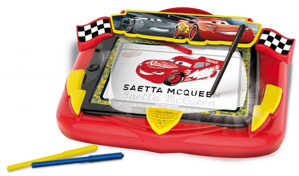 LAVAGNA SCRIVIMPARA CARS3 - Disney - Pixar - Toys Center CARS Maschio 3-5 Anni, 5-8 Anni DISNEY - PIXAR