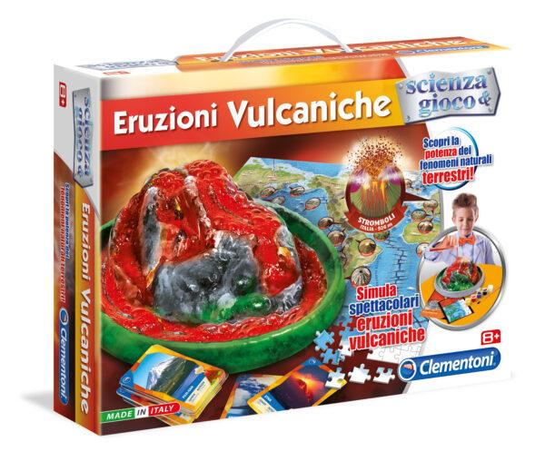 Eruzioni Vulcaniche FOCUS / SCIENZA&GIOCO Unisex 12+ Anni, 8-12 Anni ALTRI