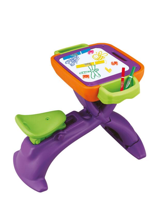 Banco scuola ABC Crayola - Altro - Toys Center Unisex 12-36 Mesi, 3-5 Anni, 5-8 Anni ALTRI CRAYOLA
