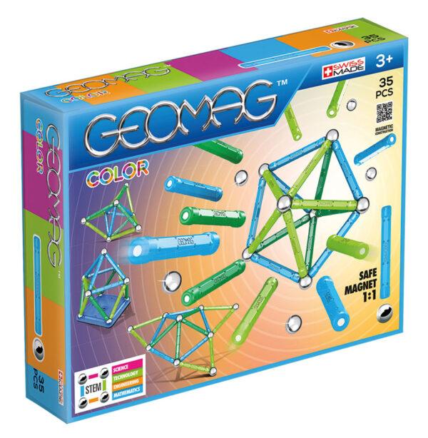 Color 35 - GEOMAGWORLD - Marche ALTRO Unisex 12-36 Mesi, 12+ Anni, 3-5 Anni, 5-7 Anni, 5-8 Anni, 8-12 Anni ALTRI