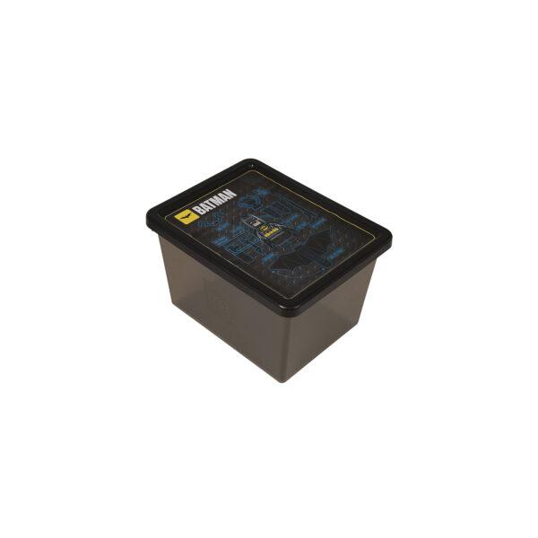Contenitore Portagiochi LEGO Batman Mov, - Licenza Lego - LEGO - Marche BATMAN Unisex 12-36 Mesi, 12+ Anni, 3-5 Anni, 5-8 Anni, 8-12 Anni DC COMICS