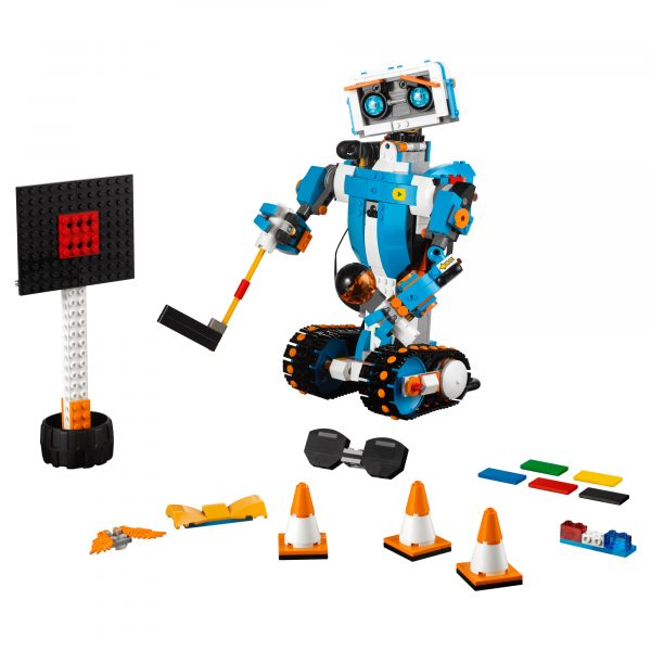 LEGO BOOST ALTRI LEGO 17101 - Toolbox creativa - LEGO BOOST Maschio 12+ Anni, 5-8 Anni, 8-12 Anni