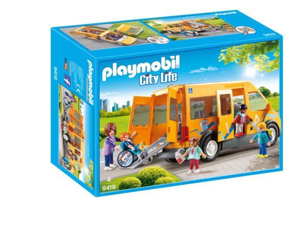 LIM.ED. SCUOLABUS Playmobil City Life Unisex 12+ Anni, 3-5 Anni, 5-8 Anni, 8-12 Anni ALTRI