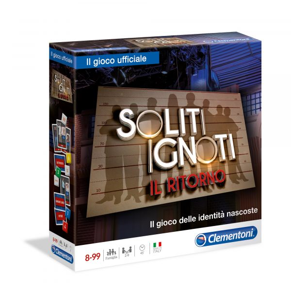 I SOLITI IGNOTI ALTRO Unisex 12+ Anni, 8-12 Anni ALTRI