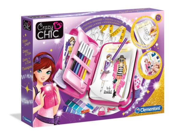 Crazy Chic - Scuola di moda CRAZY CHIC Femmina 5-7 Anni, 5-8 Anni, 8-12 Anni ALTRI