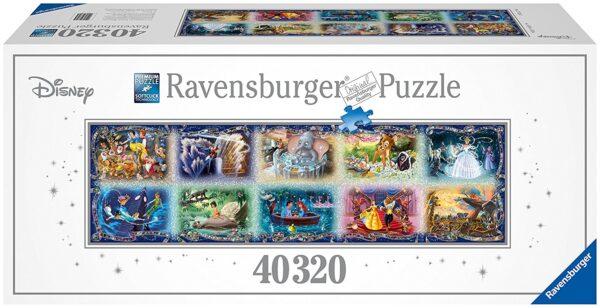 Puzzle 40000 pezzi - Memorable Disney Moments - Altro - Toys Center ALTRO Unisex 12+ Anni, 8-12 Anni WALT DISNEY CLASSICI