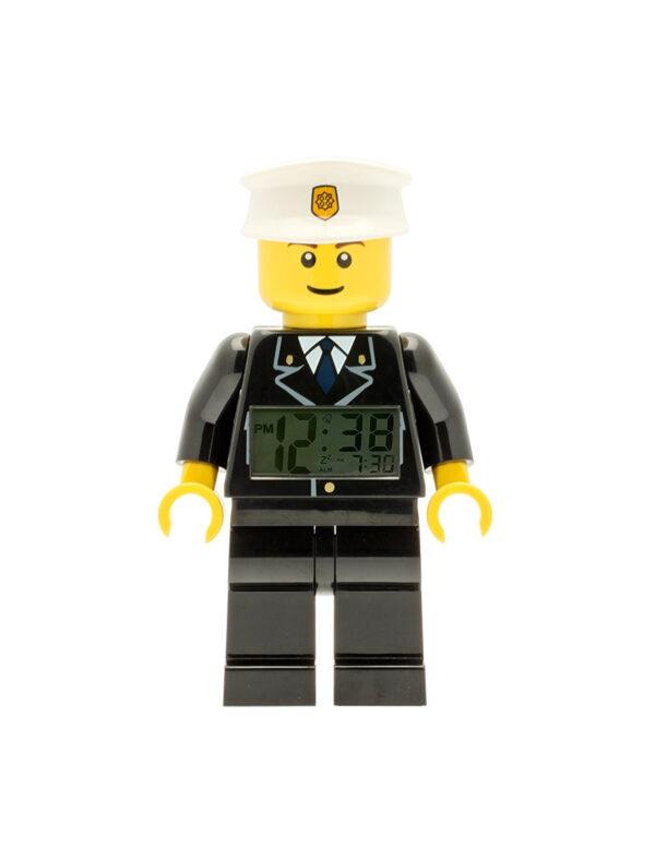 Sveglia LEGO City Poliziotto - Licenza Lego - LEGO - Marche ALTRO Unisex 12+ Anni, 5-8 Anni, 8-12 Anni ALTRI
