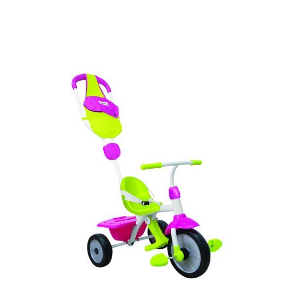 Triciclo Smart Trike rosa SMART TRIKE Femmina 0-12 Mesi, 0-2 Anni, 12-36 Mesi, 3-4 Anni, 3-5 Anni ALTRI