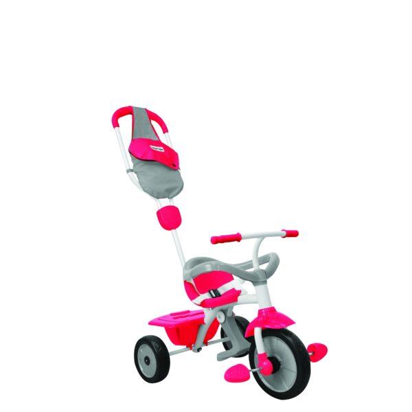 Triciclo Smart Trike rosso SMART TRIKE Unisex 0-12 Mesi, 0-2 Anni, 12-36 Mesi, 3-4 Anni, 3-5 Anni ALTRI