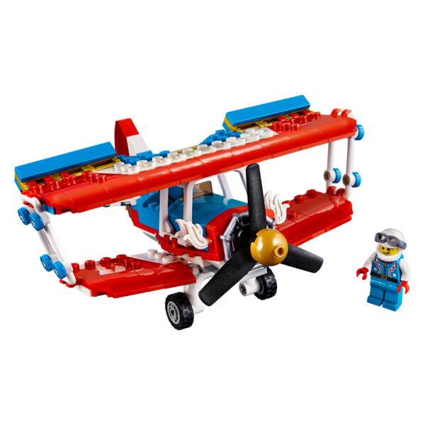 LEGO CREATOR ALTRI 31076 - Biplano acrobatico - Lego Creator - Toys Center Maschio 12+ Anni, 5-8 Anni, 8-12 Anni