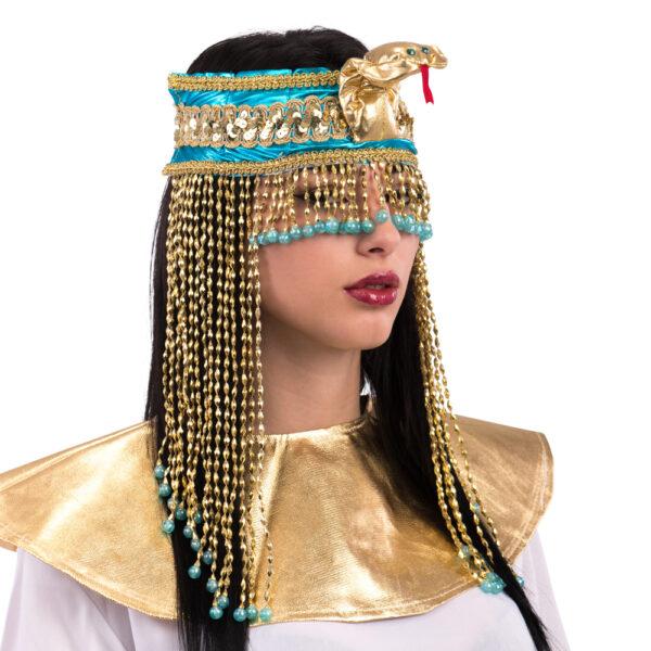 Diadema Cleopatra prezioso ALTRO Unisex 12+ Anni ALTRI