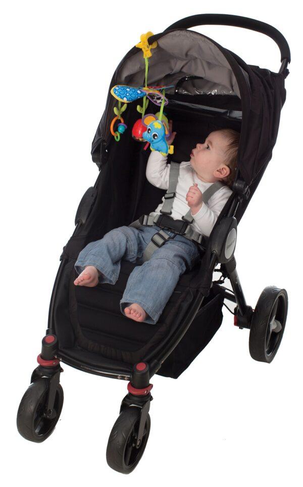 OntheGo Stroller Mobile - Altro - Toys Center ALTRI Unisex 0-12 Mesi, 12-36 Mesi ALTRO