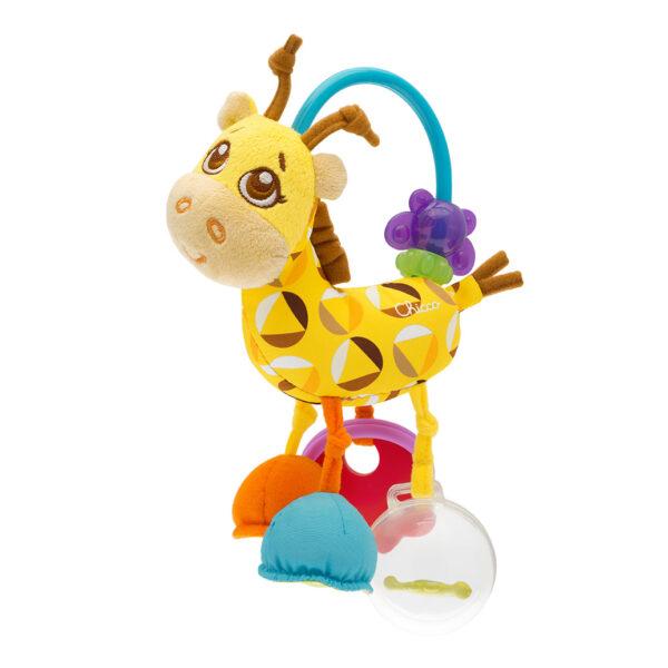 Trillino Mrs. Giraffa - ARTSANA - Marche - Chicco - Trillini e Sonagli