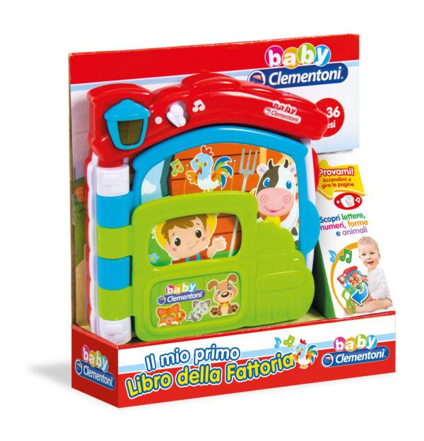 IL MIO PRIMO LIBRO DELLA FATTORIA - Altro - Toys Center - ALTRO - Giochi di apprendimento prescolare
