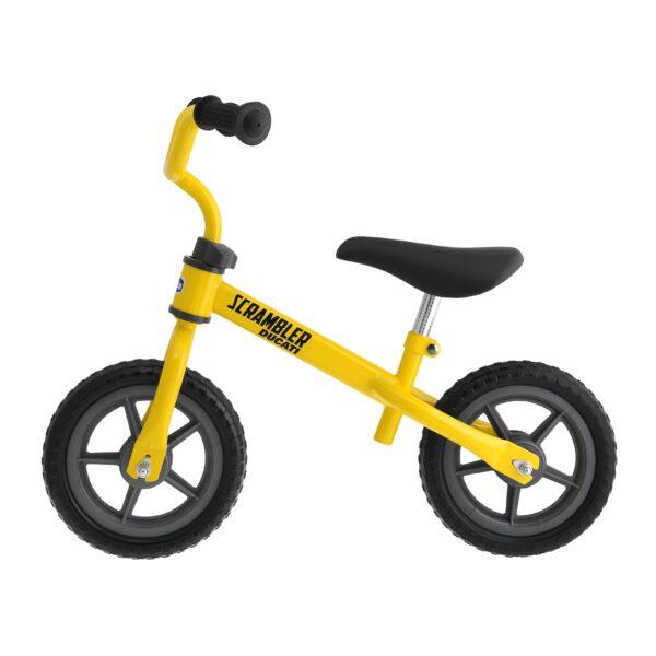 Balance bike scrambler ducati ALTRI Unisex 12-36 Mesi, 3-4 Anni, 3-5 Anni, 5-7 Anni, 5-8 Anni Chicco