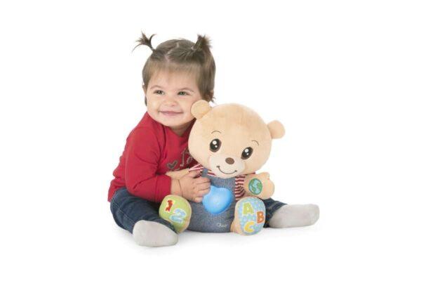 ALTRI Chicco Unisex 0-12 Mesi, 12-36 Mesi TEDDY ORSO DELLE EMOZIONI - Chicco - Toys Center