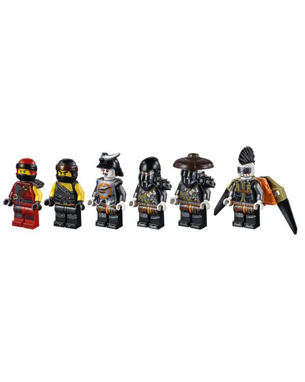 70653 - Dragone del destino - Lego Ninjago - Toys Center ALTRI Unisex 12+ Anni, 8-12 Anni LEGO NINJAGO