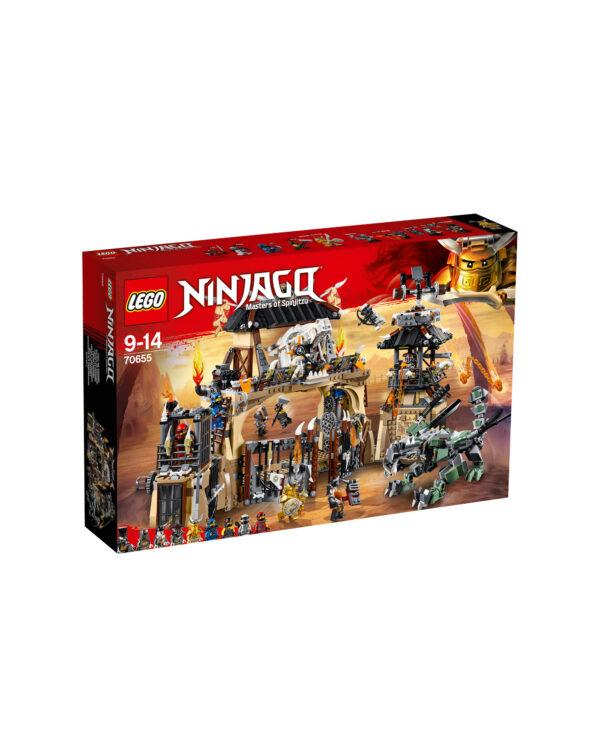70655 - La fossa del dragone - Lego Ninjago - Toys Center LEGO NINJAGO Unisex 12+ Anni, 8-12 Anni ALTRI