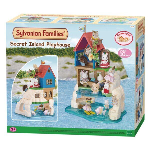 SYLVANIAN FAMILIES - CASA L'ISOLA CHE NON C'E' SYLVANIAN FAMILIES Femmina 12-36 Mesi, 3-4 Anni, 3-5 Anni, 5-7 Anni, 5-8 Anni, 8-12 Anni ALTRI