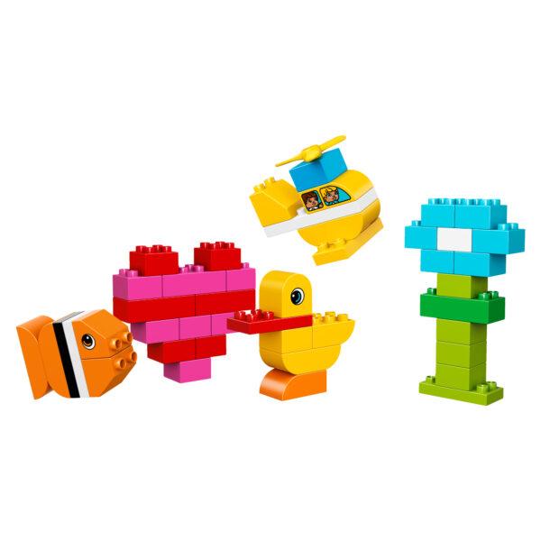 LEGO DUPLO ALTRI 10848 - I miei primi mattoncini Unisex 0-2 Anni, 3-4 Anni