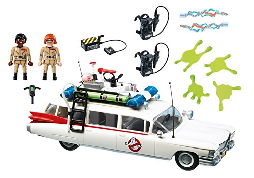 9220 - GHOSTBUSTERS ECTO1 - GHOSTBUSTERS - Personaggi Unisex 12+ Anni, 3-5 Anni, 5-8 Anni, 8-12 Anni GHOSTBUSTERS ALTRO