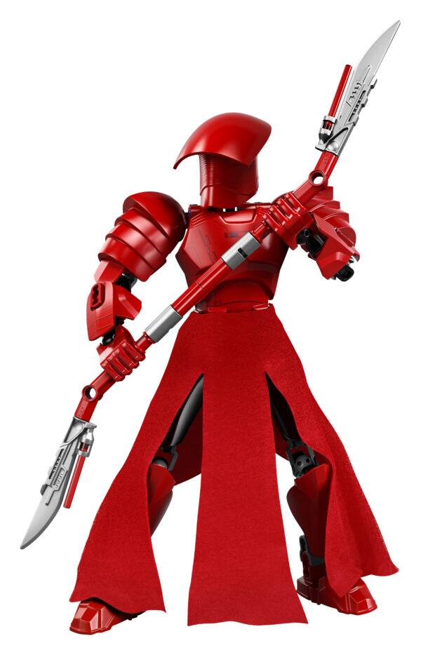 DISNEY - PIXAR Star Wars 75529 - Guardia Pretoriana Elite - Disney - Pixar - Toys Center Maschio 12+ Anni, 5-8 Anni, 8-12 Anni