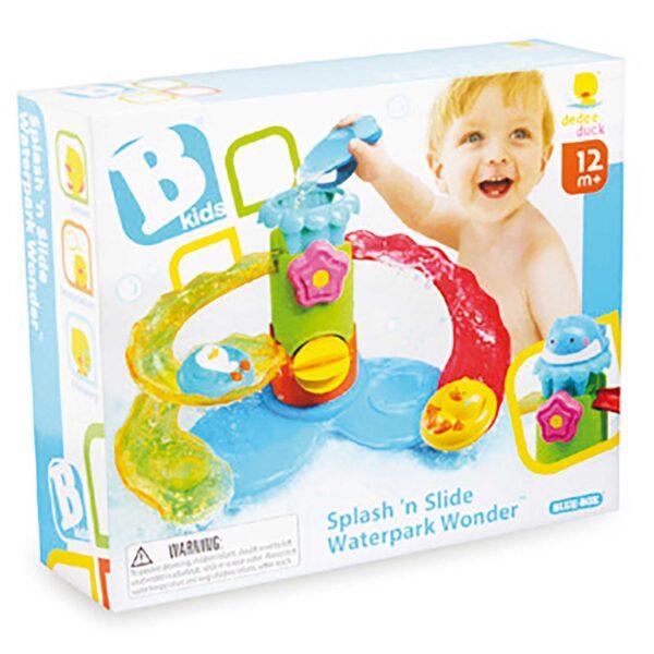 PARCO ACQUATICO GIOCO BAGNO - B-kids - Toys Center B-KIDS Unisex 0-12 Mesi, 12-36 Mesi, 3-5 Anni, 5-8 Anni, 8-12 Anni ALTRI