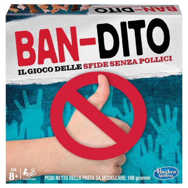 Bandito HASBRO GAMES Unisex 12+ Anni, 5-8 Anni, 8-12 Anni ALTRI