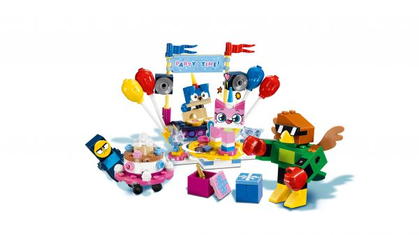ALTRI LEGO UNIKITTY Unisex 12+ Anni, 5-8 Anni, 8-12 Anni 41453 - Party Time