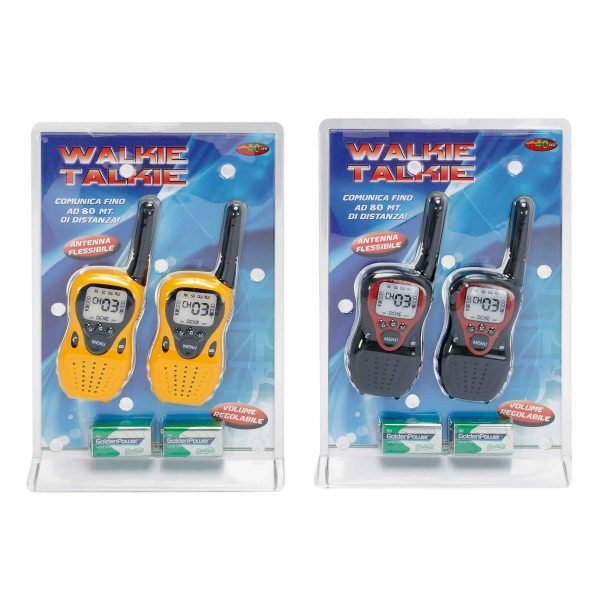WALKIE TALKIE BASIC SUN&SPORT Unisex 3-5 Anni, 5-8 Anni, 8-12 Anni ALTRI