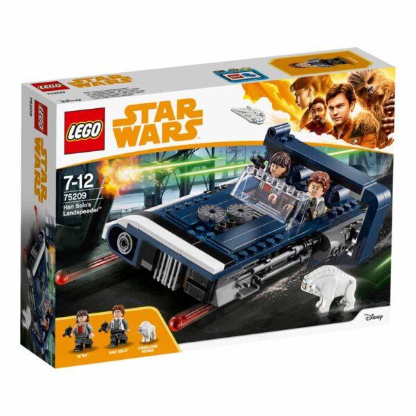 75209 - Il Landspeeder™ di Han Solo - Disney - Toys Center - Disney - Costruzioni