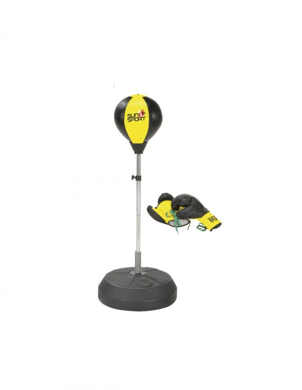 PUNCHING BALL CON SUPPORTO SUN&SPORT Maschio 3-5 Anni, 5-7 Anni, 5-8 Anni, 8-12 Anni ALTRI