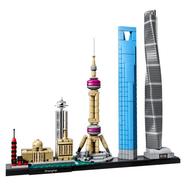LEGO ARCHITECTURE ALTRI 21039 - Shanghai - Lego Architecture - Toys Center Maschio 12+ Anni, 8-12 Anni
