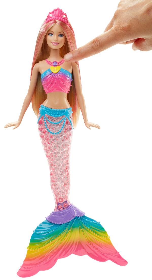 Barbie Sirena Magica Arcobaleno ALTRI Femmina 12-36 Mesi, 3-4 Anni, 3-5 Anni, 5-7 Anni, 5-8 Anni, 8-12 Anni Barbie