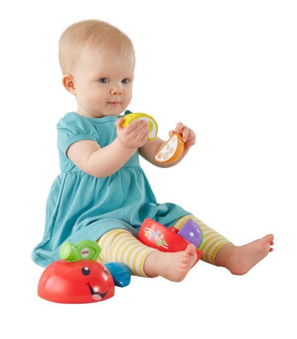 Baby Mela Impara con Me Unisex 0-2 Anni, 3-4 Anni ALTRI FISHER-PRICE