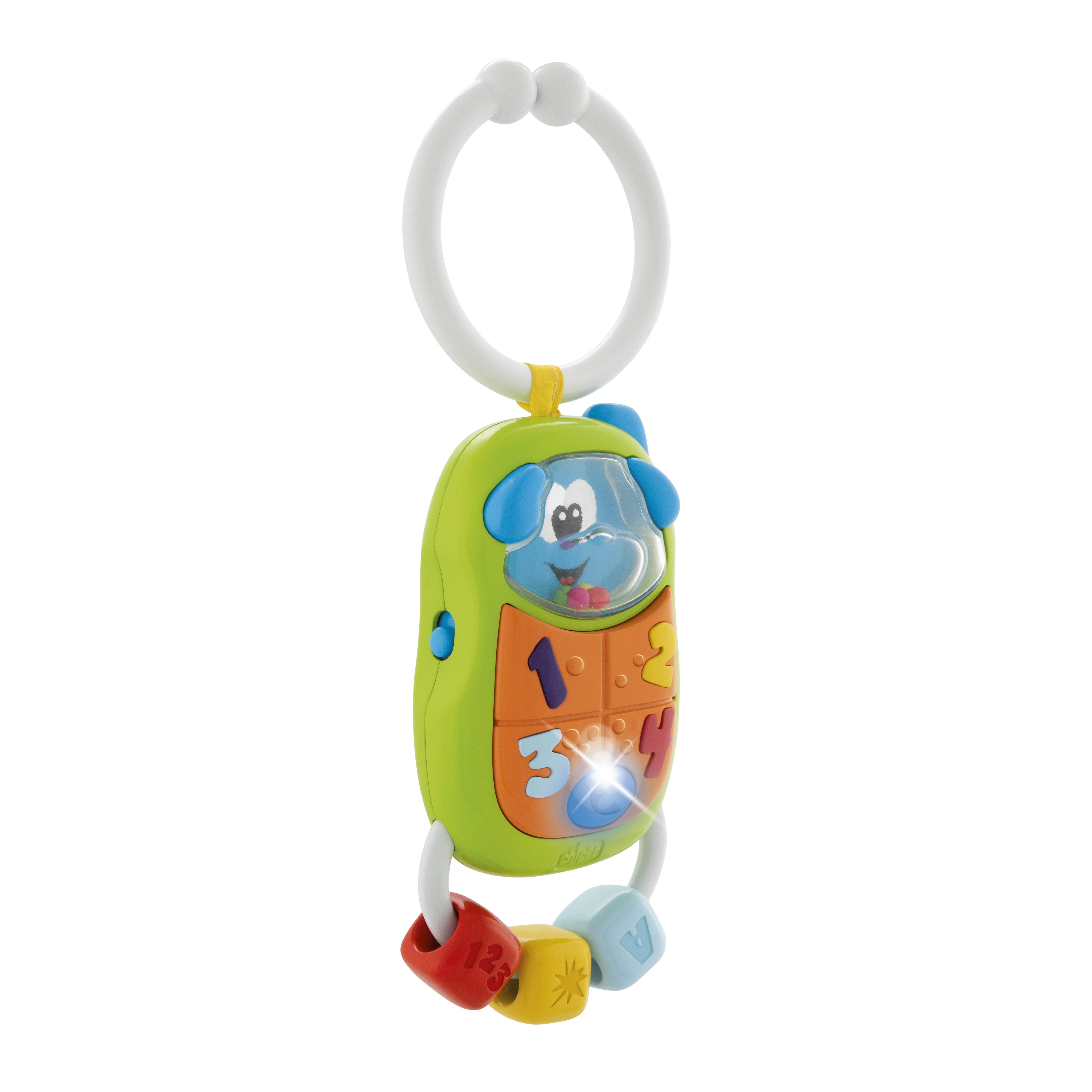 Telefono del cucciolo - chicco - toys center - Chicco