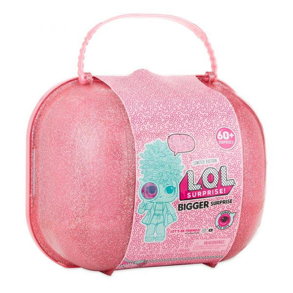Giochi Preziosi - Lol Bigger Surprise, Personaggi e Accessori Esclusivi - LOL - Fashion dolls