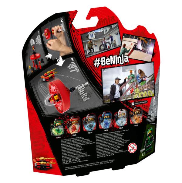 70633 - Kai - Maestro di Spinjitzu - Lego Ninjago - Toys Center ALTRI Maschio 12+ Anni, 5-8 Anni, 8-12 Anni LEGO NINJAGO