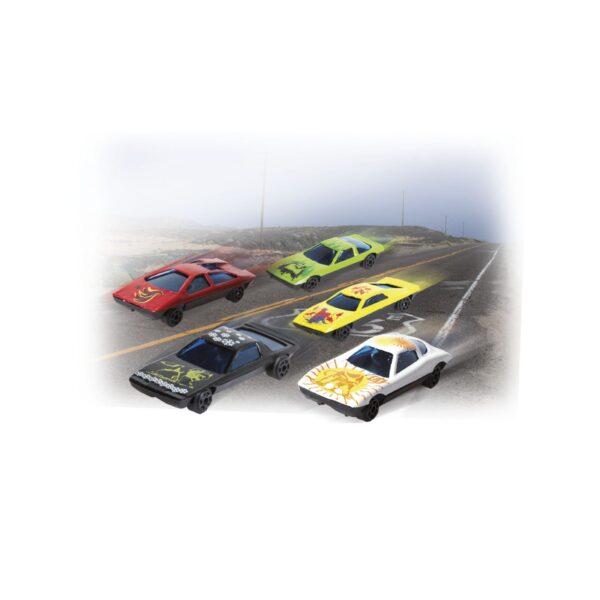 MOTOR&CO ALTRI SET 50 AUTO IN METALLO Maschio 0-12 Mesi, 12-36 Mesi, 3-4 Anni, 3-5 Anni, 5-7 Anni, 5-8 Anni, 8-12 Anni