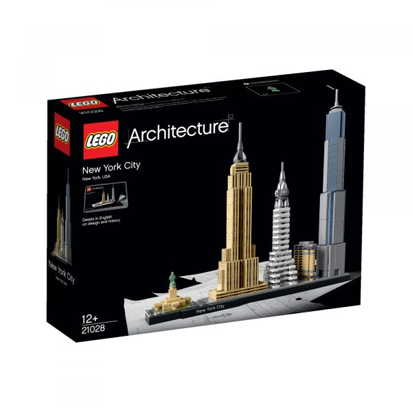 21028 New York City - Lego Best Seller - LEGO - Marche - LEGO ARCHITECTURE - Costruzioni