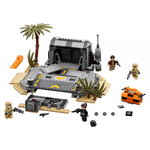 Disney Star Wars 75171 - Battaglia su Scarif - Disney - Toys Center Maschio 12+ Anni, 8-12 Anni