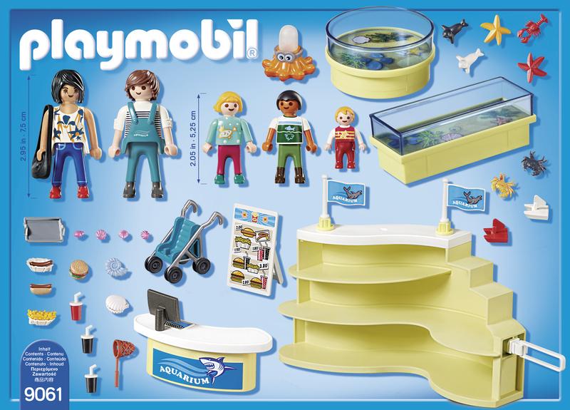 ACQUARIO NEGOZIO ACQUARIO - Toys Center