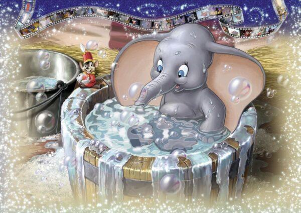 Puzzle 40000 pezzi - Memorable Disney Moments - Altro - Toys Center WALT DISNEY CLASSICI Unisex 12+ Anni, 8-12 Anni ALTRO