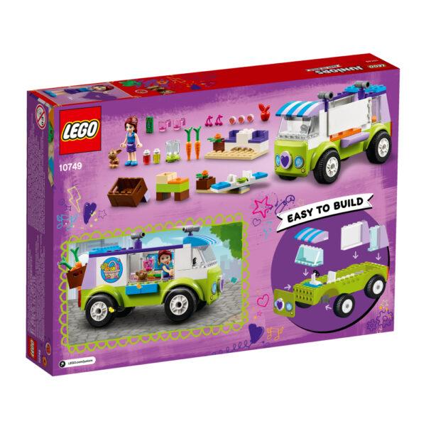 10749 - Il mercato biologico di Mia - Lego Juniors - Toys Center ALTRI Femmina 3-5 Anni, 5-8 Anni LEGO JUNIORS