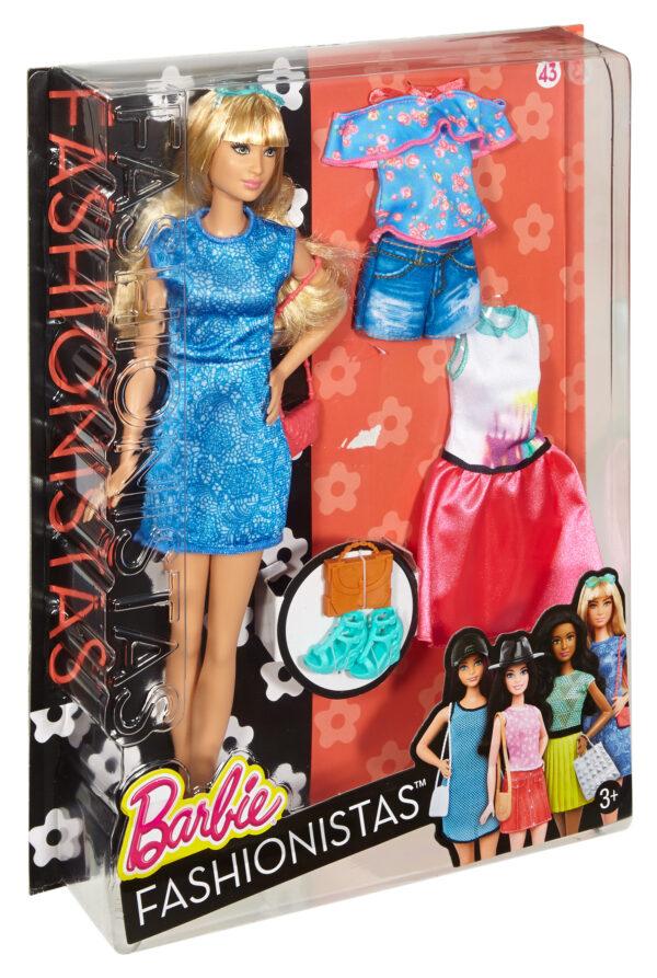 ALTRI Barbie  - Bambola Fashionista e Moda - Love Pizza Barbie 12-36 Mesi, 12+ Anni, 3-5 Anni, 5-8 Anni, 8-12 Anni Femmina