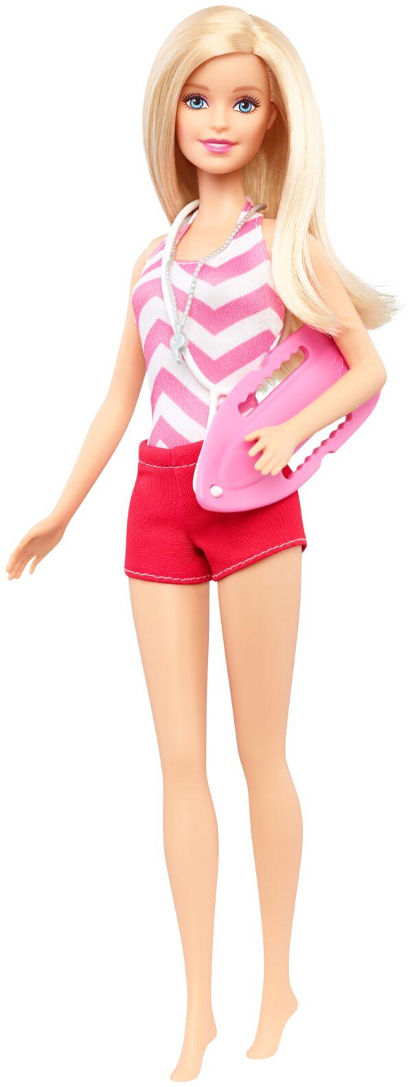 Barbie ALTRI Barbie Carriere Assortimento Femmina 12-36 Mesi, 3-5 Anni